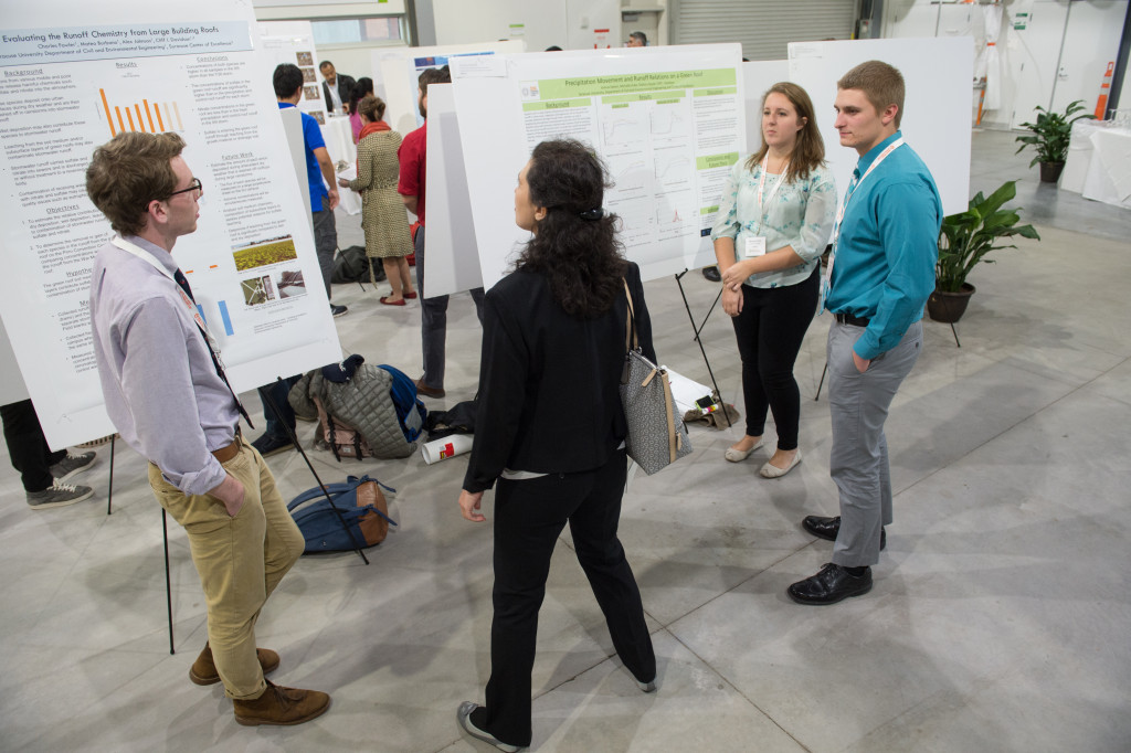COE 15th Annual Symposium 2015 Clean Energy Frontiers From Lab To Market Poster Competition