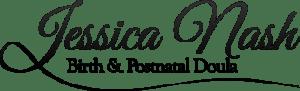 Jessica Nash - Birth & Postnatal Doula logo.