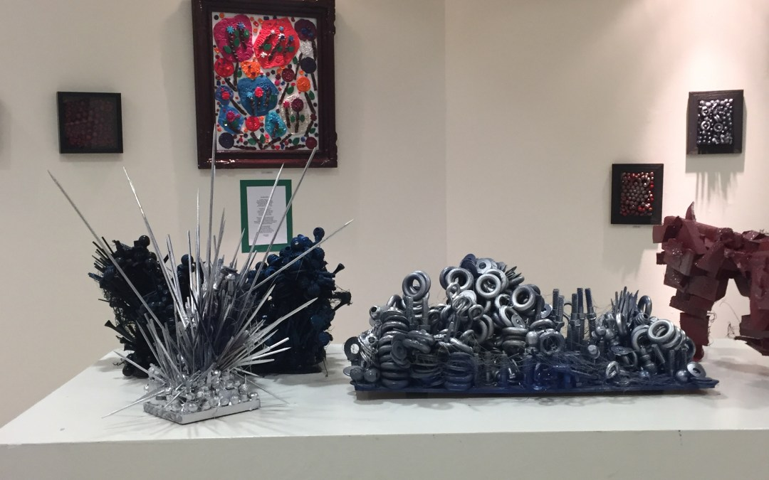 Exhibition Review on Artist Charles Fazzino's Website