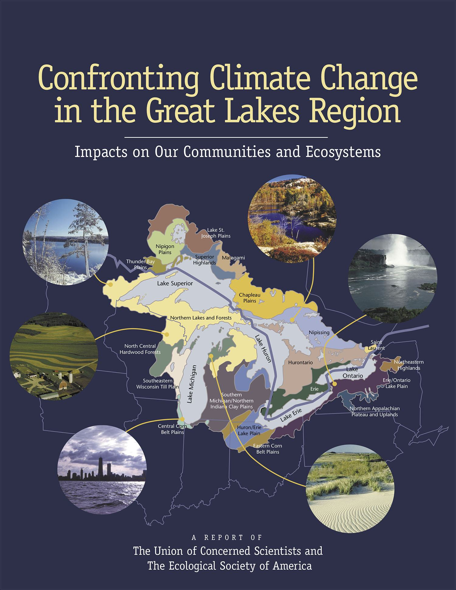 Confronting Climate Change In The Great Lakes Region