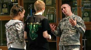 Pentagon Claims 1,100 High Schools Bar Recruiters; Peace Activists Offer $1,000 Award If Any Such School Can Be Found