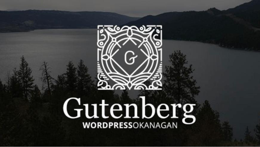 Gutenberg Presentation