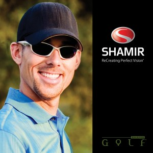 6900ee7ec5 Shamir Golf Lenses are the ideal solution for golfers who have found that  their everyday progressive lenses (no-line bifocals) are not providing  optimal ...