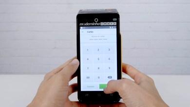 Foto de Como fazer Venda digitada na máquina de cartão Moderninha do PagSeguro