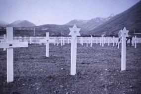 Attu, Alaska - Cemetery