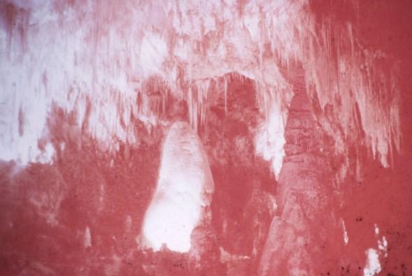Carlsbad Caverns - Crystal Dome