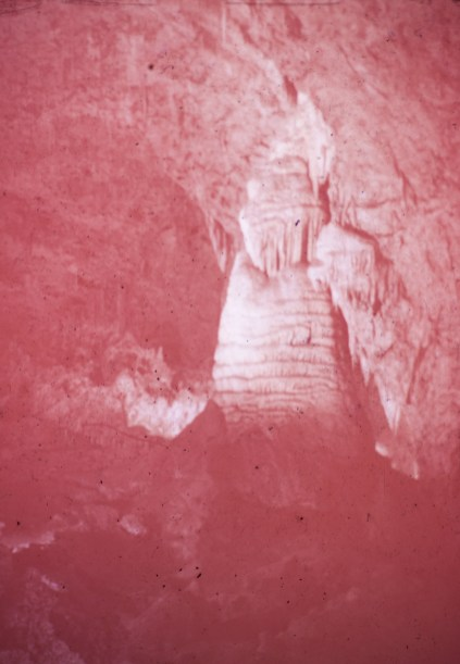 Carlsbad Caverns - Rock of Ages