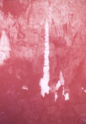 Carlsbad Caverns - Totem Pole