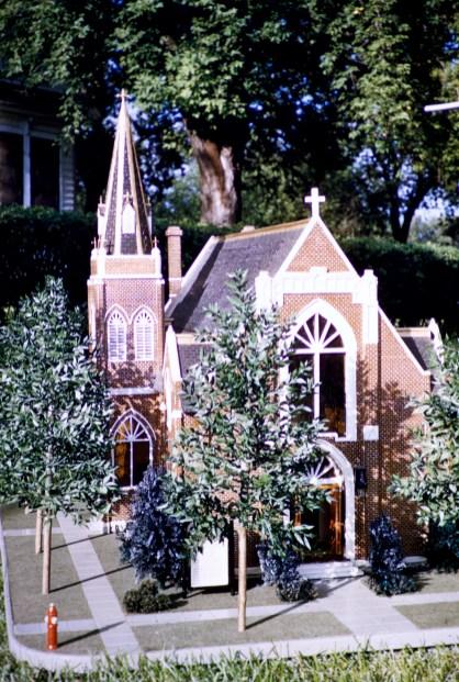 Art - Model Church