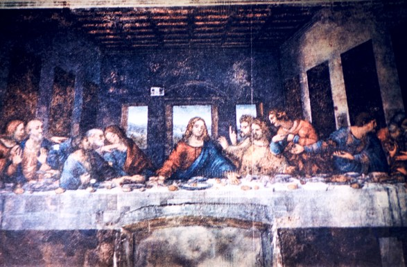 Forest Lawn - Lord's Supper Painting