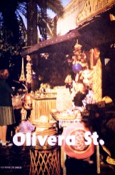 Los Angeles - Olivera Street