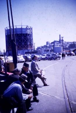 San Francisco - View Coit Tower - Wharf