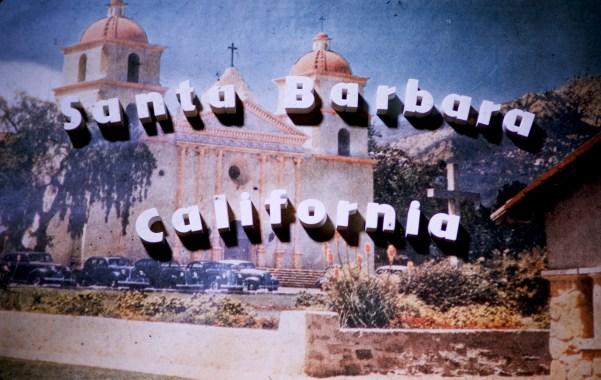 Santa Barbara - Santa Barbara, California