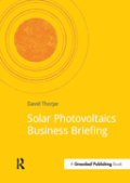 Solar Photovoltaics Business Briefing book cover