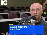 David Thorpe on MTV 2010