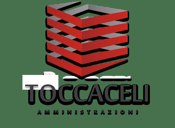 LOGO VERTICALE COMPATTO - TOCCACELI AMMINISTRAZIONI