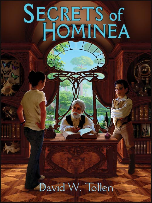 Secrets of Hominea -- great for homeschooling, distance learning, and the classroom