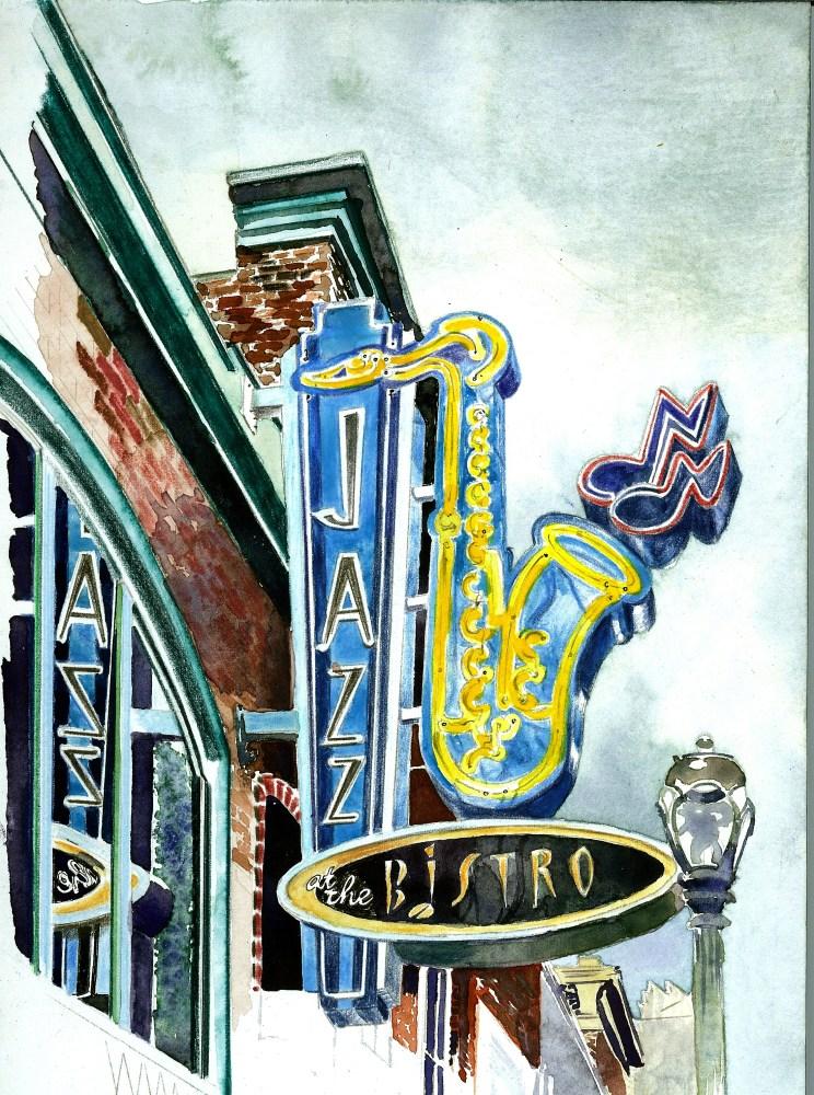 St. Louis Jazz Club