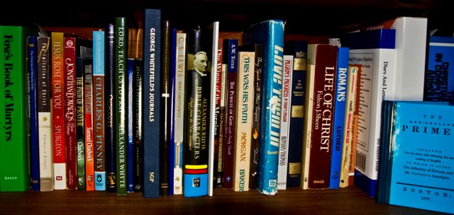 My Top 50 Christian Books Of All Time David Tue