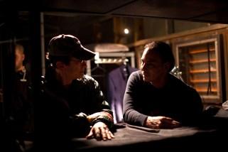 David Twohy and Raoul Trajillo Montreal RIDDICK 2012.