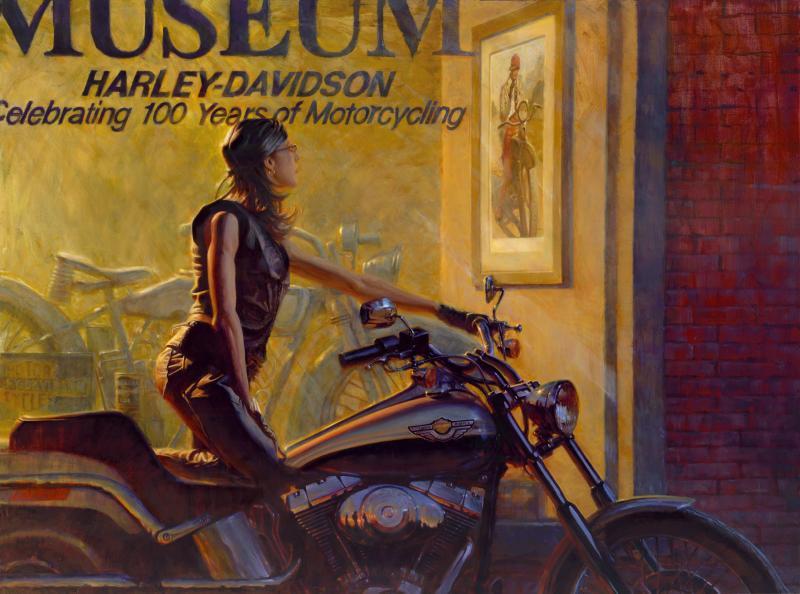 Harley Davidson Posters