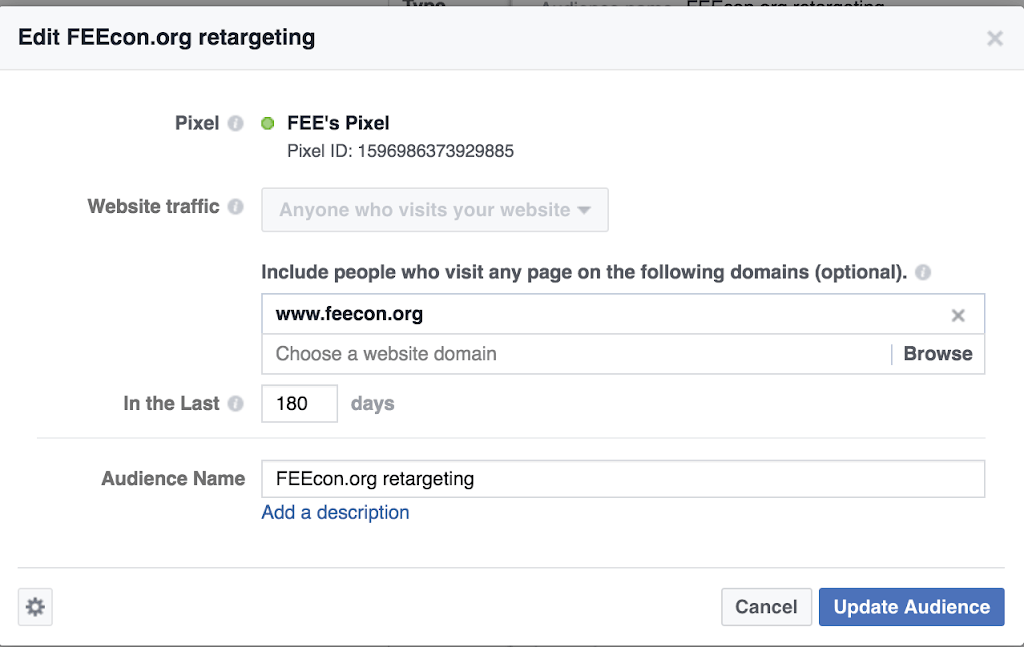 How (and why) to use retargeting in your Facebook ads