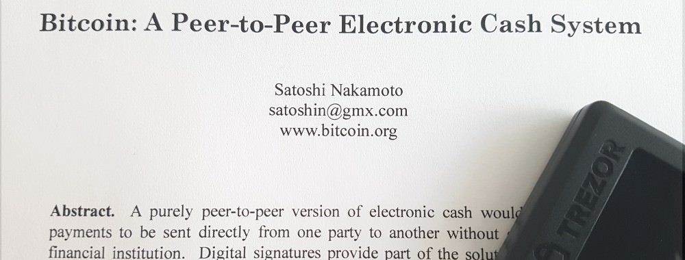 Happy 10th birthday to Bitcoin!
