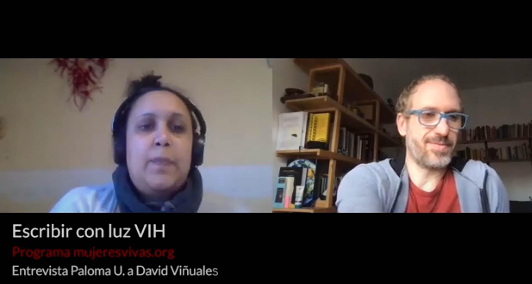 Entrevista. Fotografía terapéutica y fotología, en el proyecto Escribir con Luz VIH de Paloma U.