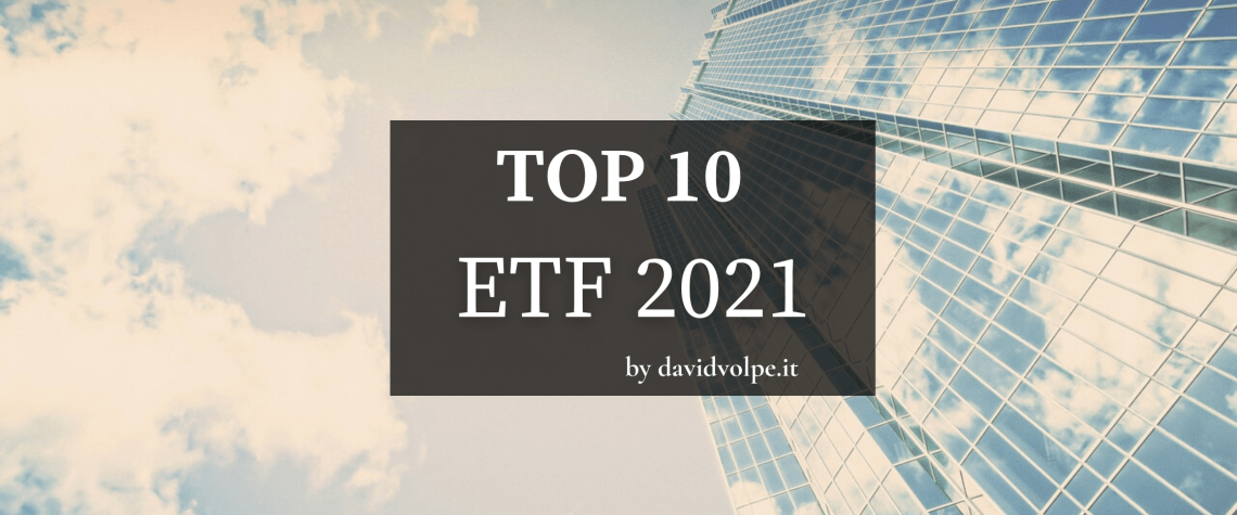 Top Ten Etf 2021