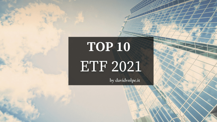 Top Ten Etf 2021