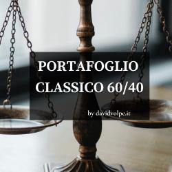 CLASSIC PORTFOLIO 60/40