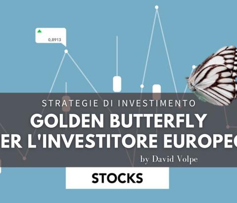 Golden Butterfly: il portafoglio adattato all'investitore europeo
