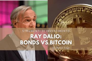 Ray Dalio Bonds vs Bitcoin