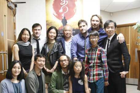 Cast & Crew screening 2016