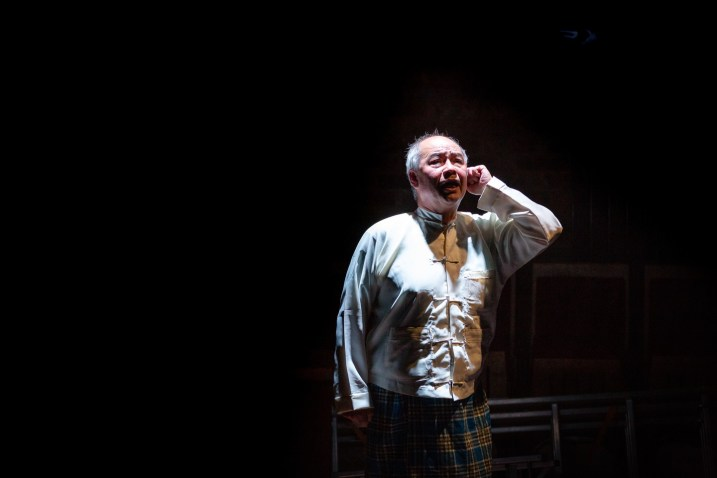 Eastern Star by Guy Slater at the Tara Theatre London © Brendan Foster Photography
