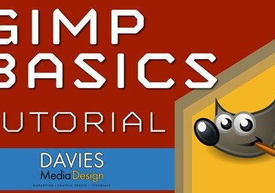 GIMP 101 Tutorial for Beginners: Learning the Basics