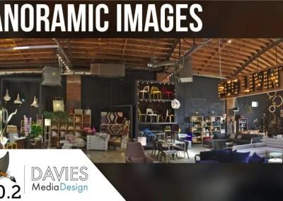 Povezivanje panoramskih slika u GIMP 2.10.2 (dvije metode)