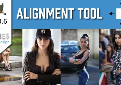 GIMP 2.10 Tutorial: Alignment Tool In-Depth Look