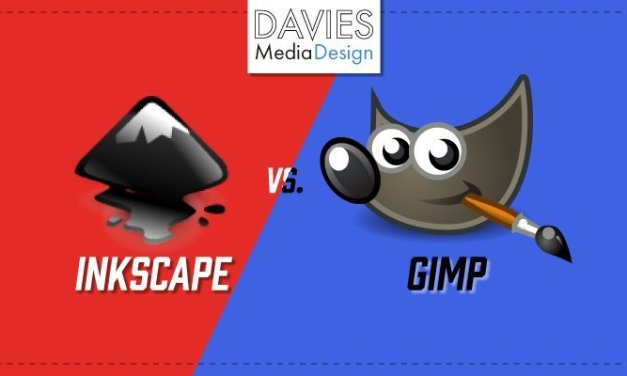 Inkscape vs. GIMP – Which One Should You Use?