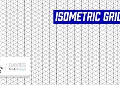 Kako stvoriti Isometric Grid u GIMP 2.10