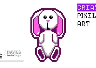 Как создать Pixel Art в GIMP 2.10.10