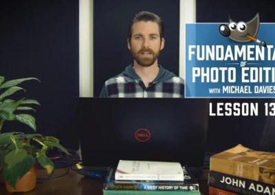 Fundamentos de edição de fotos | Lição 13 | Vinheta