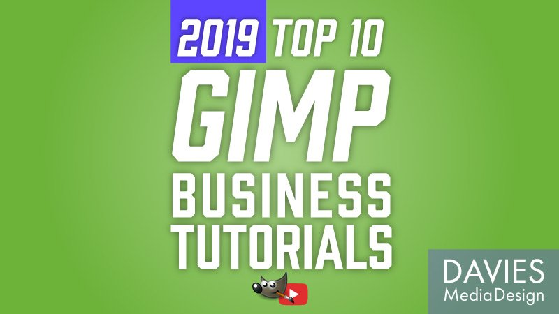 Top 10 GIMP Tutorials for Businesses