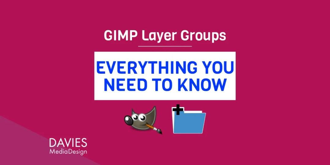 A GIMP réteg minden, amit tudnia kell, bemutató