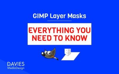 GIMP लेयर मास्क: सब कुछ जो आपको जानना आवश्यक है