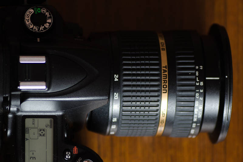 Tamron 10-24mm objektiv