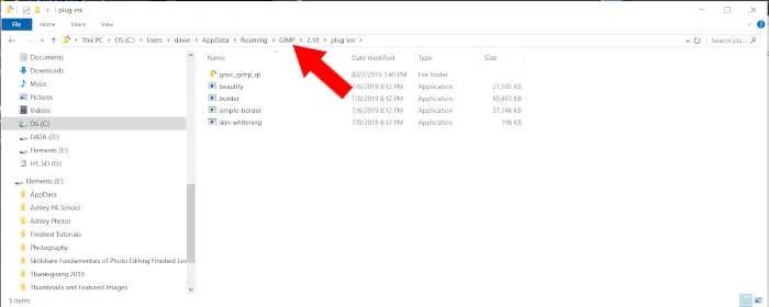GIMP Plugin Folder GIMP 2 10 14 Tutorial