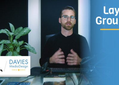 Camadas do GIMP: grupos de camadas | DMD Premium