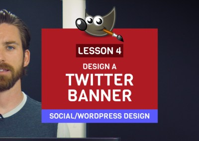 Lecture 4: Design a Twitter Banner