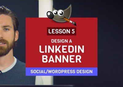 Lecture 5: Create a LinkedIn Company Banner